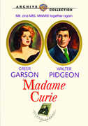 Madame Curie , Greer Garson