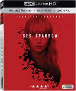 Red Sparrow , Jennifer Lawrence