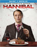 Hannibal: The Complete Series , Mads Mikkelsen