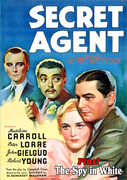 Spy in White /  Secret Agent , Valerie Hobson