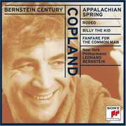 Appalachian Spring /  Rodeo /  Billy the Kid , Leonard Bernstein