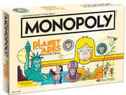 Monopoly: Planet Of The Apes Retro Art Edition