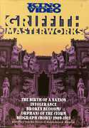 Griffith Masterworks Set , D.W. Griffith