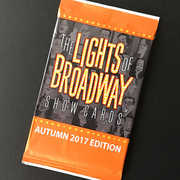 Lights of Broadway: Show Cards Autumn 2017 Single Pack