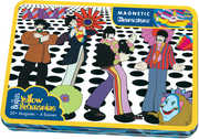 The Beatles Yellow Submarine Magnetic Character Set