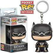 FUNKO POP! KEYCHAIN: DC - Justice League - Batman