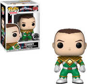 FUNKO POP! TELEVISION: Power Rangers - Green Ranger - Tommy