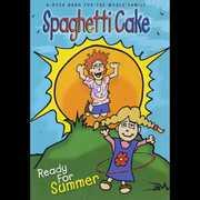 Spaghetti Cake Ready for Summer
