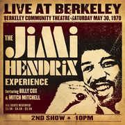 Jimi Hendrix Experience Live at Berkeley , Jimi Hendrix