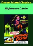Nightmare Castle , Barbara Steele
