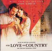 For Love or Country: Arturo Sandoval Story (Original Soundtrack)