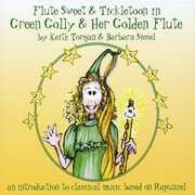 Green Golly & Her Golden Flute