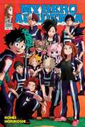 My Hero Academia, Vol. 4