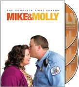 Mike & Molly: The Complete First Season , Billy Gardell