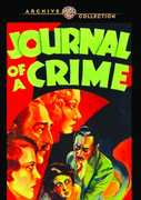 Journal of a Crime , Ruth Chatterton