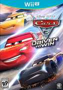 Cars 3: Driven to Win for Nintendo WiiU