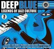 Deep Blue Legends Of Jazz Culture /  Various [Import] , Various Artists