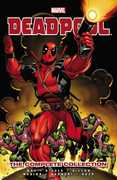 Deadpool: The Complete Collection, Vol 1 (Marvel)