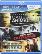 Action Triple Feature: Volume 3