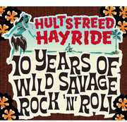 10 Years Of Wild Savage Rock 'N' Toll