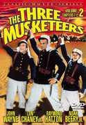 The Three Musketeers: Volume 2: Chapter 7-12 , John Wayne