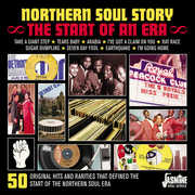 Northern Soul Story: Start Of An Era - 50 Original Hits & RaritiesThat Defined The Start Of The Northern Soul Era /  Various [Import] , Various Artists