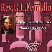 The Preacher That Got Drunk/ Moses At The Red Sea
