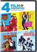 4 Film Favorites: International Spies Collection , Dan Aykroyd