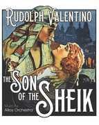 The Son of the Sheik , Rudolph Valentino