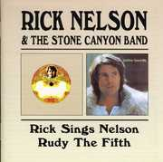 Rick Sings Nelson/ Rudy the Fifth [Import]