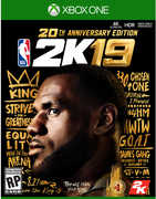 NBA 2K19 - 20th Anniversary Edition for Xbox One