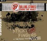 From The Vault - Sticky Fingers: Live At The Fonda Theater 2015 , The Rolling Stones