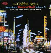 Golden Age of American Rock N Roll 8 /  Various [Import]