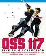 OSS 117: Five Film Collection , Kerwin Mathews