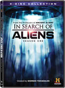 In Search of Aliens: Season One , Clancy Brown