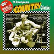 15 Down Home Country Classics /  Various