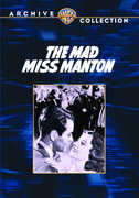 The Mad Miss Manton , Barbara Stanwyck