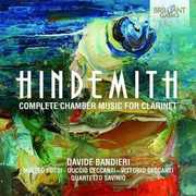 Complete Chamber Music for Clarinet