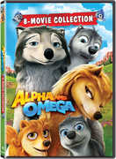 Alpha And Omega: 8 Movie Collection