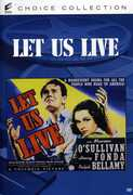 Let Us Live , Maureen O'Sullivan
