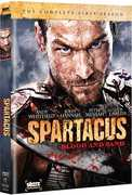 Spartacus: Blood and Sand: The Complete First Season , Andy Whitfield