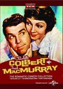 Claudette Colbert & Fred MacMurray: The Romantic Comedy Collection , Claudette Colbert