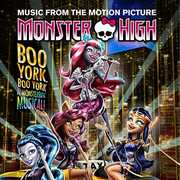 Monster High: Boo York, Boo York (Original Soundtrack)