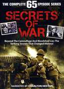 Secrets of War: The Complete Series , Charlton Heston