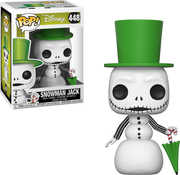 Funko Pop! Disney: The Nightmare Before Christmas: Snowman Jack