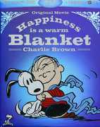 Peanuts: Happiness Is a Warm Blanket Charlie Brown [Import]