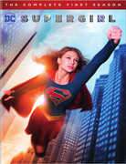 Supergirl: The Complete First Season (DC) , Melissa Benoist