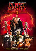 Puppet Master 4 Re-mastered , Gordon Currie