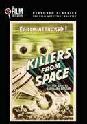 Killers From Space , Peter Graves