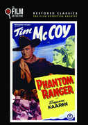 Phantom Ranger , Tim McCoy